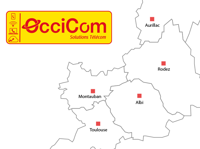 carte occicom