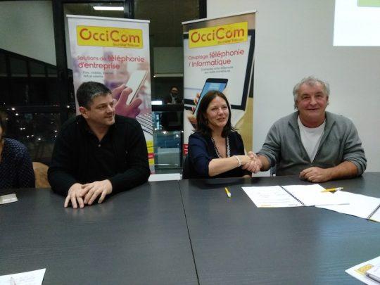 OcciCom a signé un nouveau partenariat avec la Capeb – Média 12 vous en parle