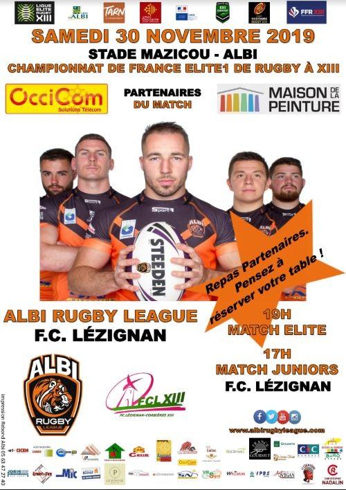 Championnat de France Elite 1 de Rugby à XIII